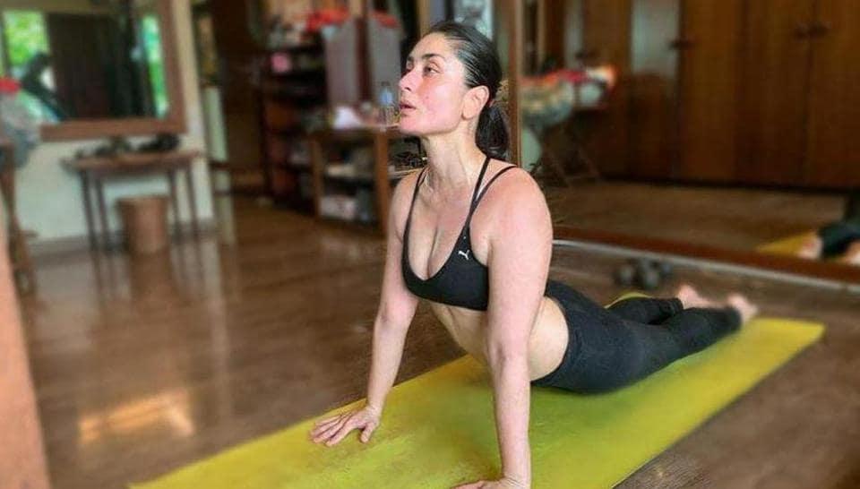 Kareena Kapoor Khan in sweatpants