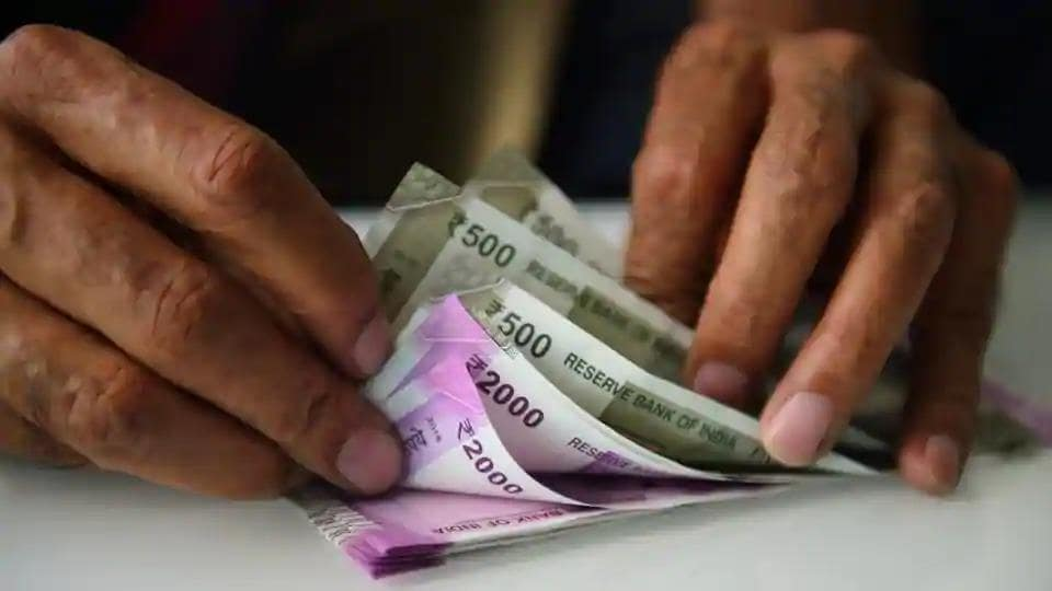 At the interbank forex market, the rupee opened weak at 74.96, then recovered the lost ground and finally settled at 74.90 against the greenback.