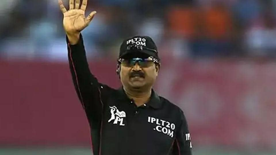 KN Ananthapadmanabhan has officiated in all major domestic events including the IPL