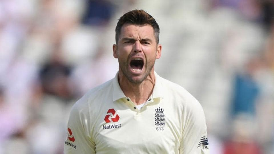 Retirement is not on James Anderson's mind at the moment.
