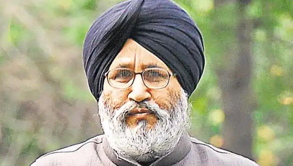 Ex-Punjab Minister Dr Daljit S Cheema