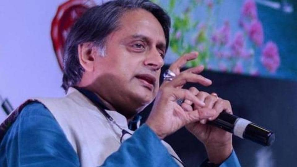 Congress MP Shashi Tharoor on Sunday said that the party needed to elect a new chief soon.