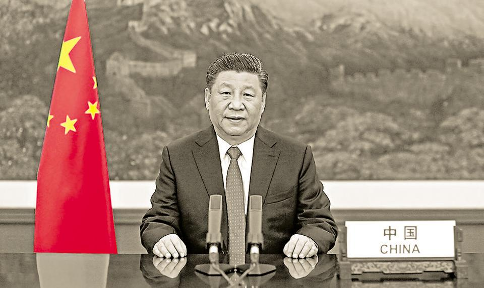 The problem is not China, but Xi Jinping. He needs to be reminded of the Mao dictum on the sources of power