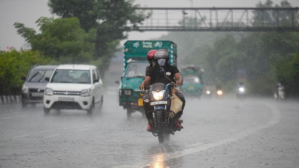 Delhi, as on Sunday, had a monsoon deficiency of 33% since June 1. But this number is likely to fall by Monday evening.