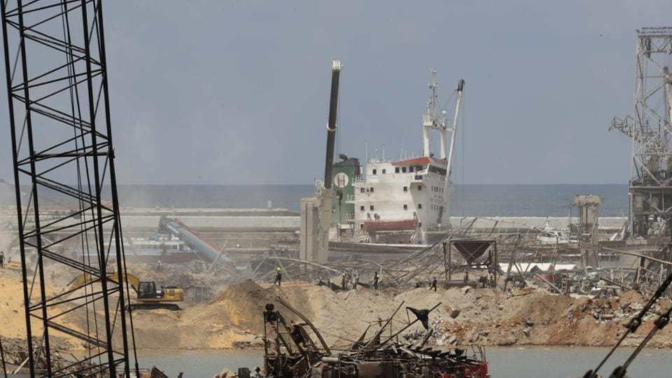 Late on Tuesday, a powerful explosion took place at the port of Beirut, killing at least 158 people and injuring over 6,000, per the latest estimates