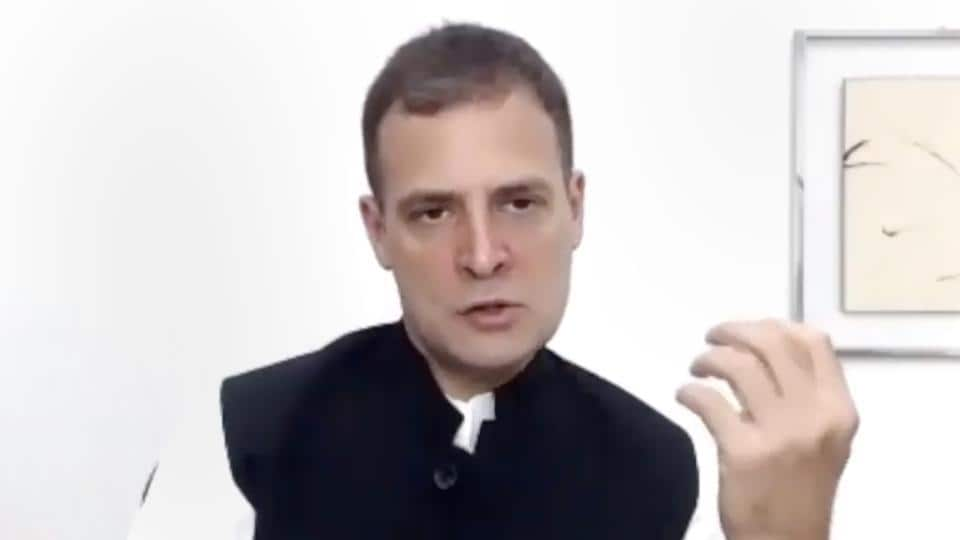 """The notification became a potential issue for a political debate on Sunday when Congress leader Rahul Gandhi said the notification was """"not only disgraceful, it is dangerous."""""""