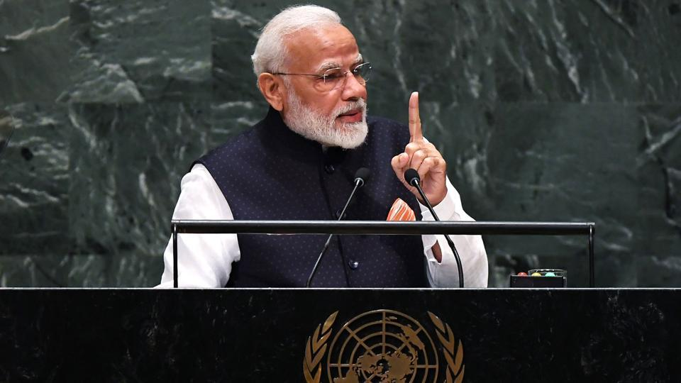 Prime Minister Narendra Modi has cleared the plan to upgrade the office of India's Permanent Representative to United Nations