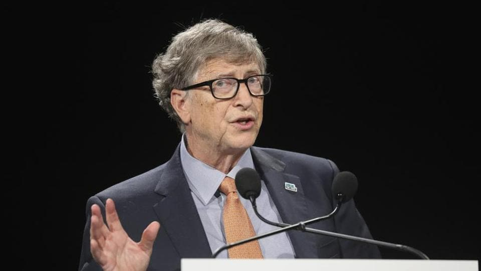 Philanthropist and Co-Chairman of the Bill & Melinda Gates Foundation Bill Gates .