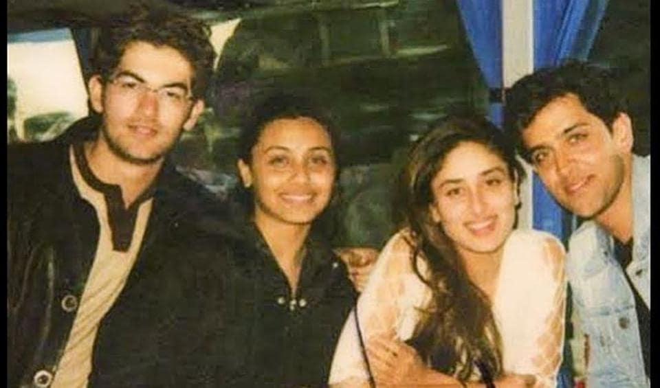 Neil Nitin Mukesh was an assistant director on Mujhse Dosti Karoge.