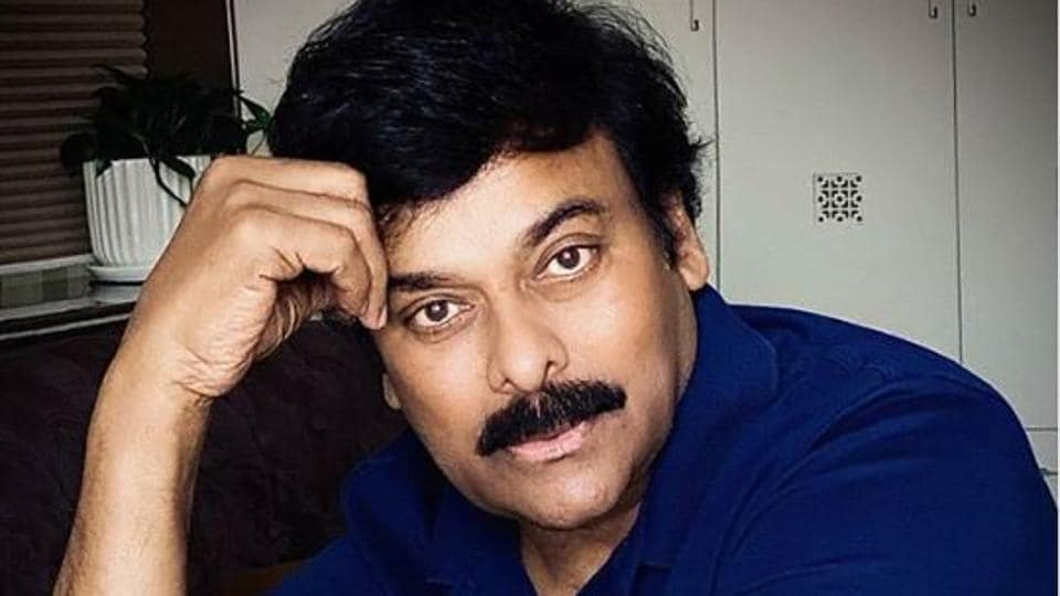 Chiranjeevi's next release will be Acharya.