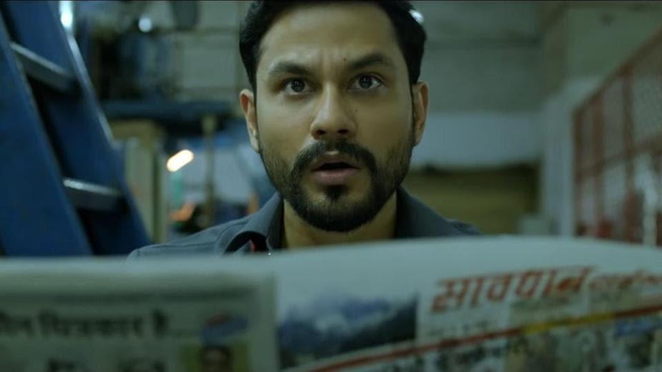 A still from Kunal Kemmu's recently OTT released film, Lootcase.