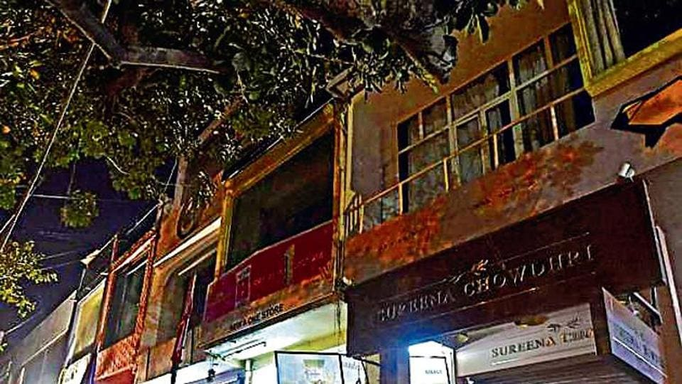 According to SDMC, the existing shops will be demolished and reconstructed by the traders themselves.