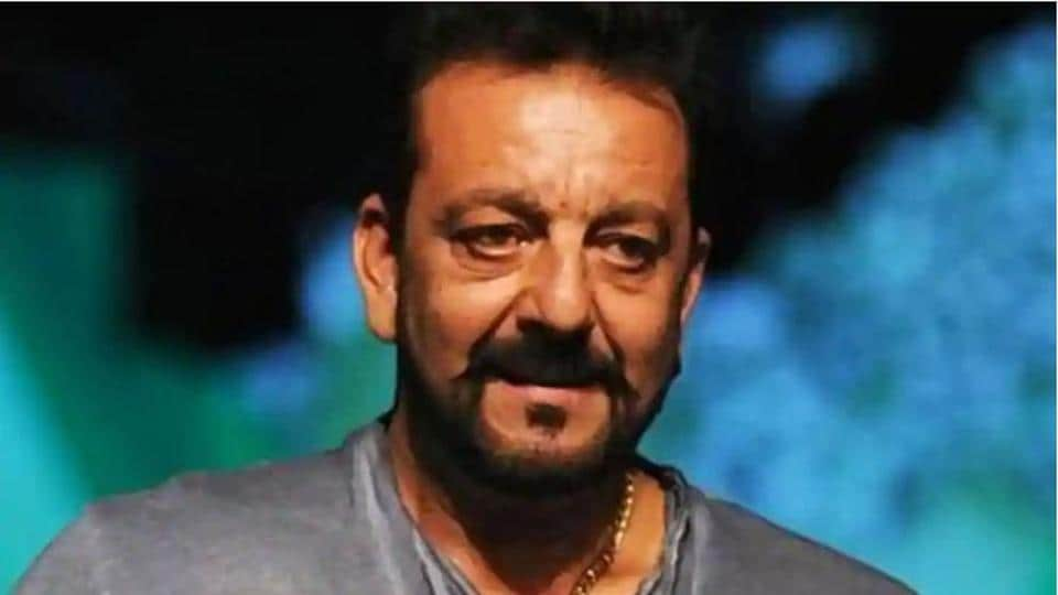Sanjay Dutt was admitted to hospital last week and discharged on Monday.