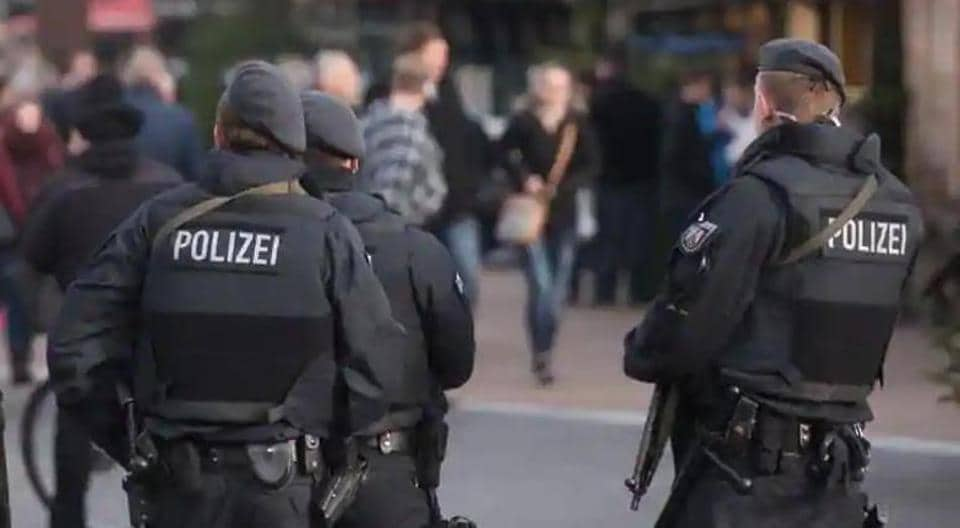 Federal German police have been investigating the network since the beginning of 2019, prosecutors said.