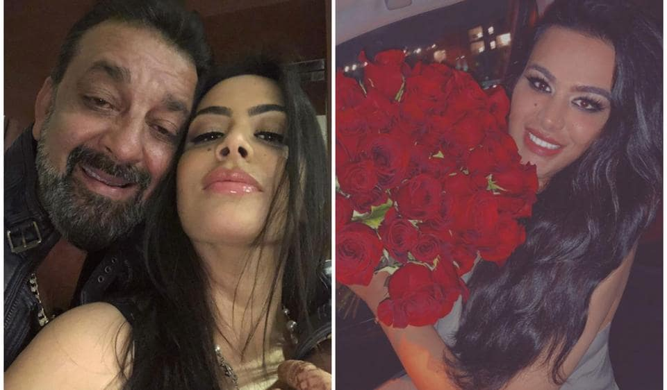 Sanjay Dutt's daughter Trishala thanked everyone for sending her birthday wishes.