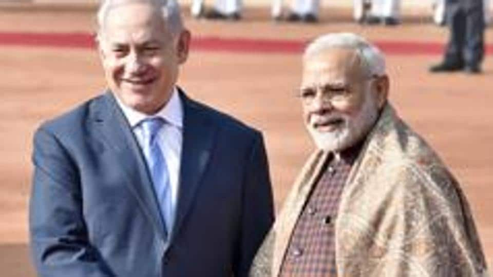 Benjamin Netanyahu and PMNarendra Modi have agreed on collaboration between the two countries to fight Covid 19.