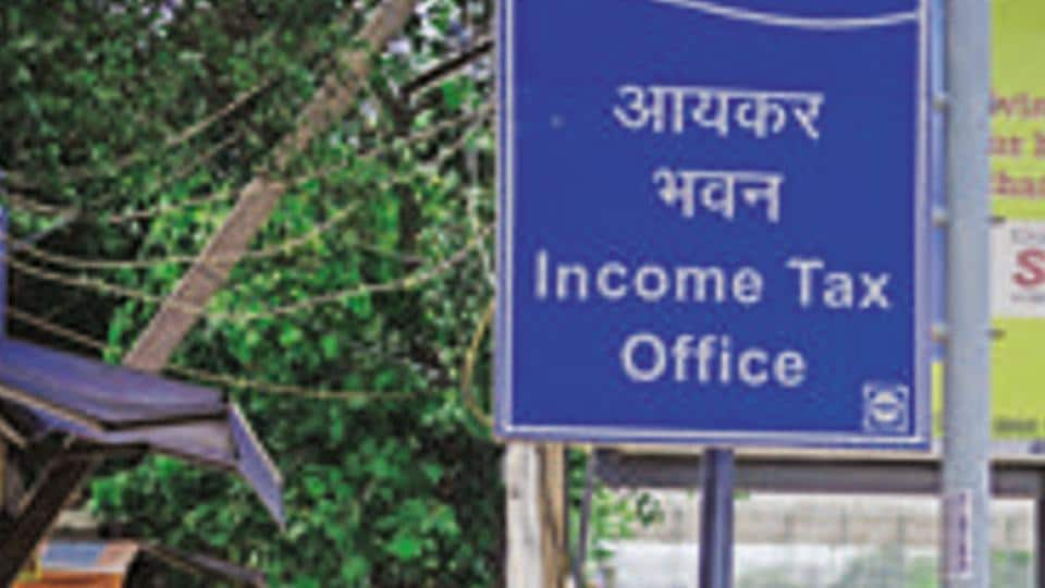 Income tax office is conducting a probe into the conduct of some Chinese individuals.