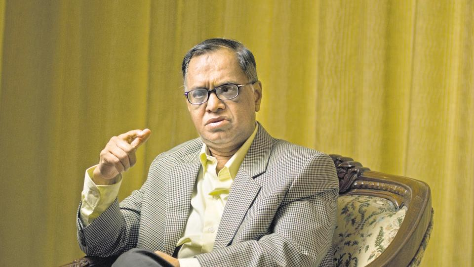 Stressing on developing a new system to deal with the current situation, he also laid emphasis on creating a health infrastructure for vaccinating everybody once a vaccine was available and working towards a cure for the new virus.  Photograph by Harikrishna Katragadda/ MINT