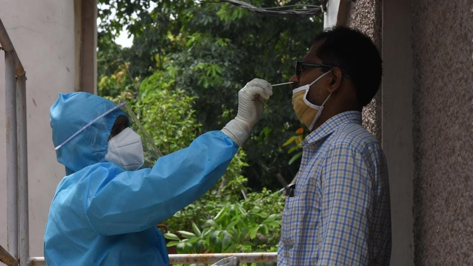 As many as 53,601 new coronavirus cases and 871 deaths were reported in India in the last 24 hours, according to the Union Ministry of Health and Family Welfare.