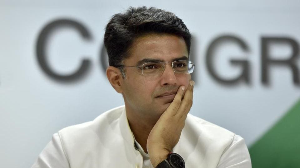 Stressing that he was not after any post, Sachin Pilot said it was the party that allotted a position and could take it back as well.