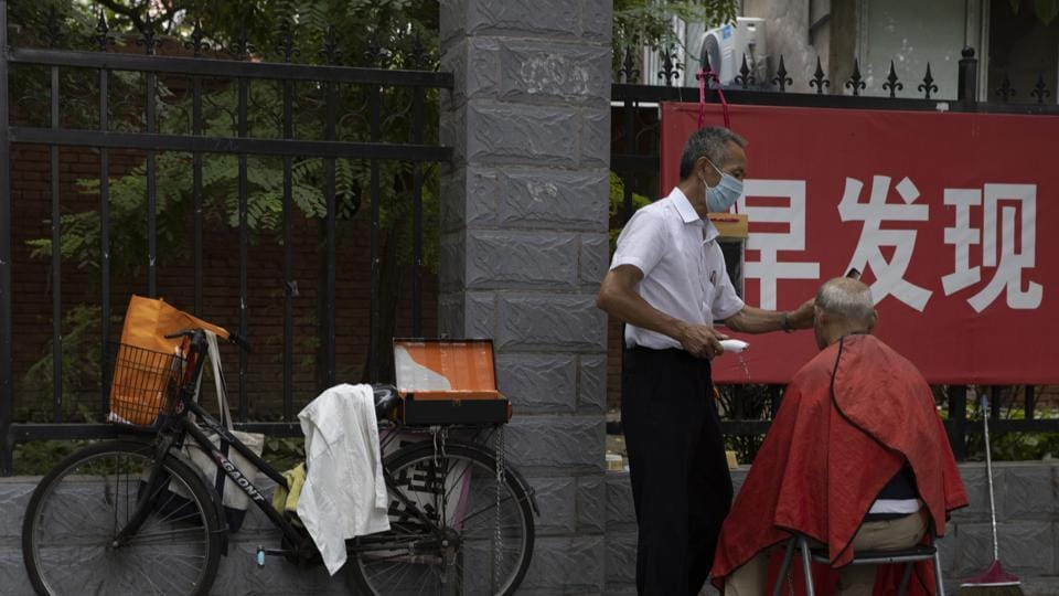 China has largely brought its domestic epidemic under control, but sporadic outbreaks and a summer of severe flooding have exacerbated the economic fallout.