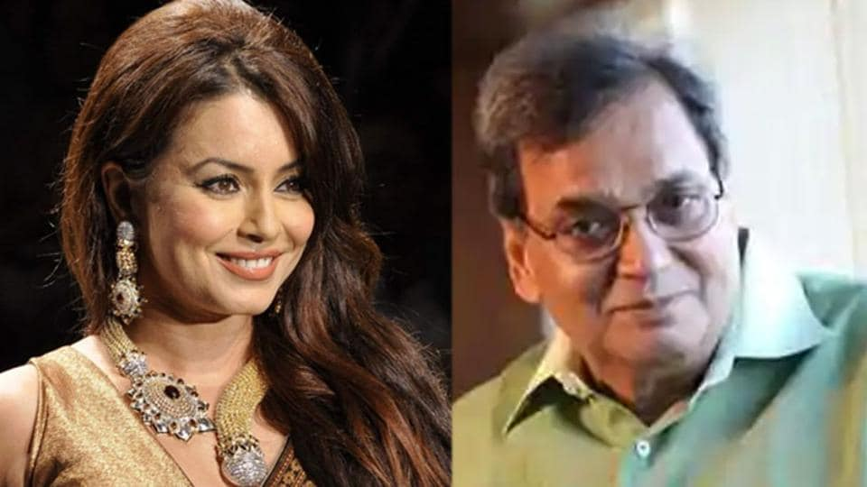 Subhash Ghai says he's 'amused' by Mahima Chaudhry's claim that he bullied her: 'She apologised… I forgave her' – bollywood