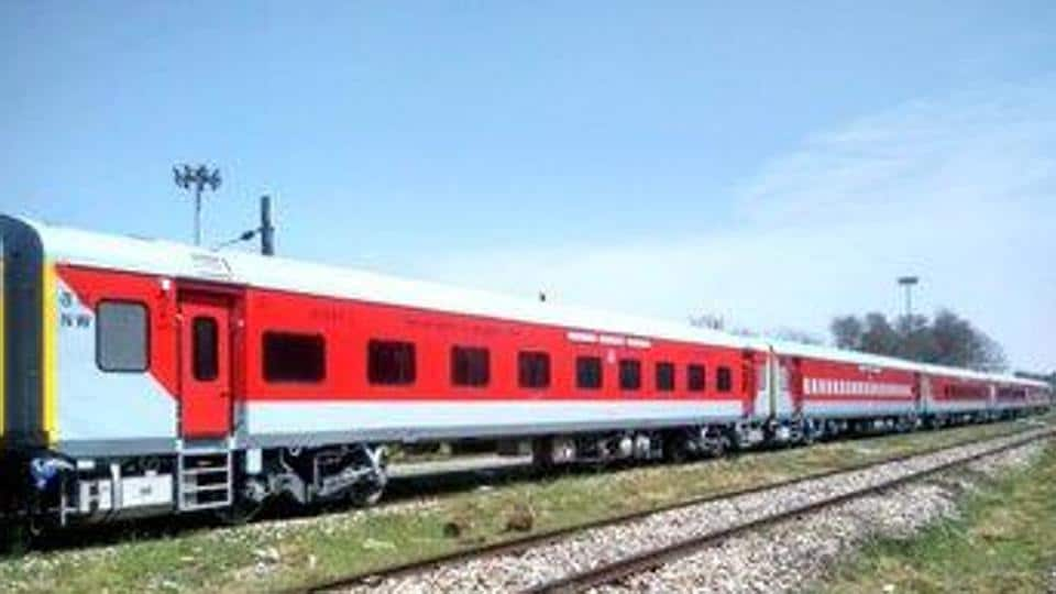 Private players will be given full freedom to decide the fare for the passengers and will be given the option of either purchasing the trains or leasing them in terms of procurement.  (Photo @RailMinIndia)