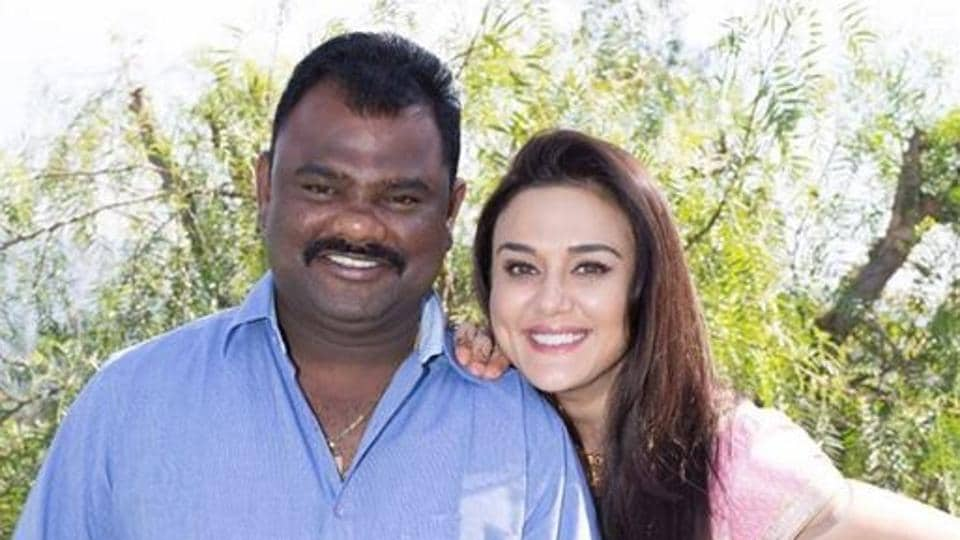 Preity Zinta has worked in the Hindi film industry for the last 22 years.