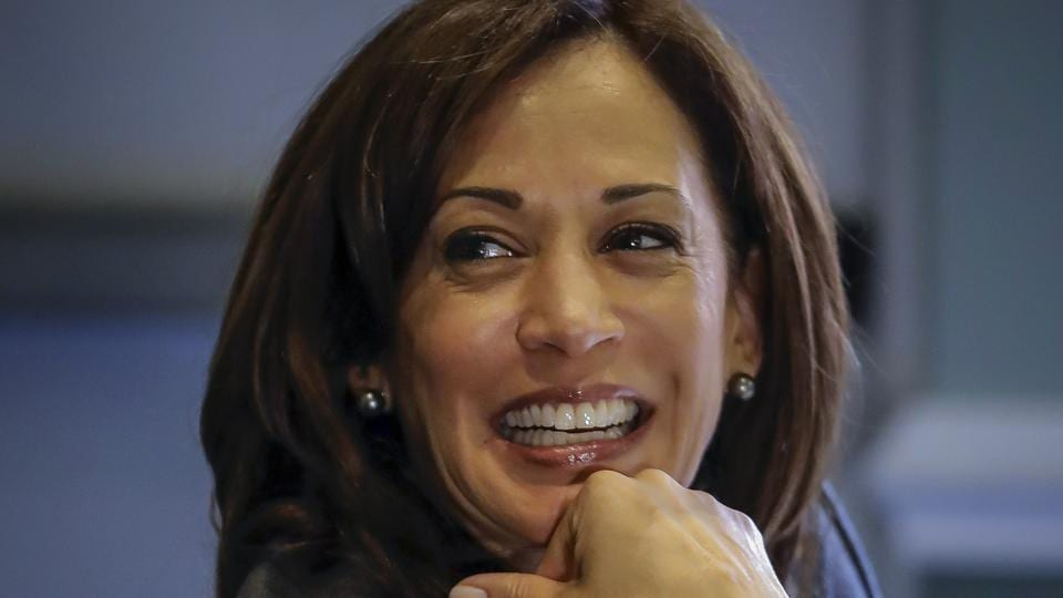Harris is now the first American of Indian and Asian descent to run for vice-president.
