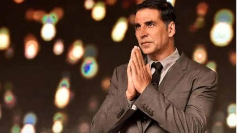 Actor Akshay Kumar has always taken the lead when it comes to supporting a cause or helping people.