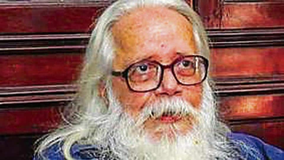 Nambi Narayanan said he will be fully satisfied only after erring officials who implicated me in the case are punished.