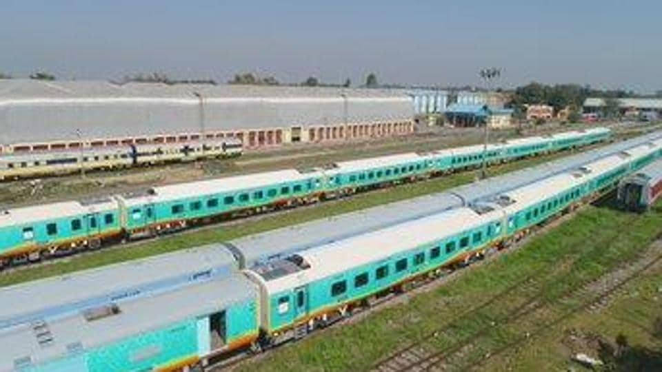 The feasibility study in the report had advised the ministry to consider clarifying that the project would not be under oversight of the proposed regulator. (Photo @RailMinIndia)