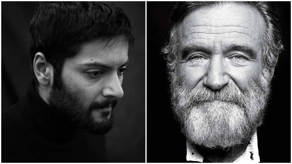 Ali Fazal thanks late Robin Williams for healing him in his childhood