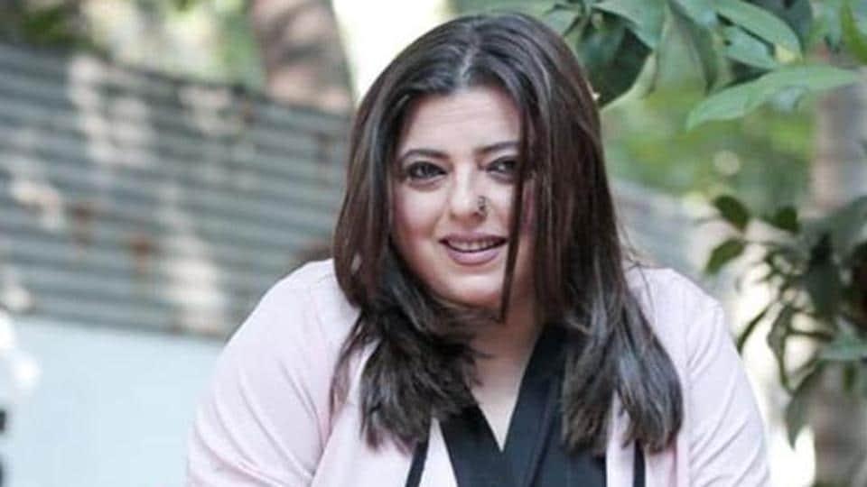 Actor Delnaaz Irani has starred in TV shows such as Yes Boss, Baa Bahoo Aur Baby, Kehta Hai Dil Jee Le Zara and Ek Deewaana Tha