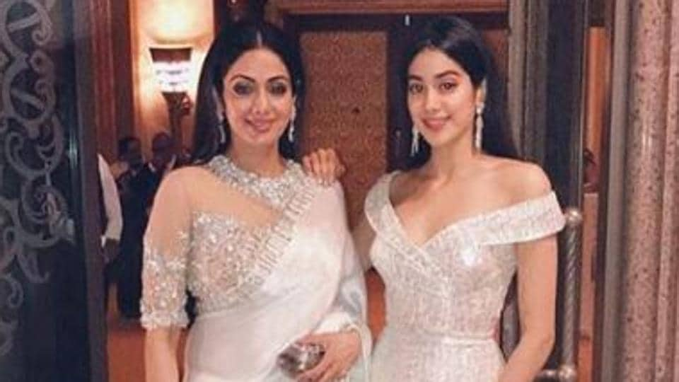 Janhvi Kapoor made her acting debut just a few months after Sridevi's death.