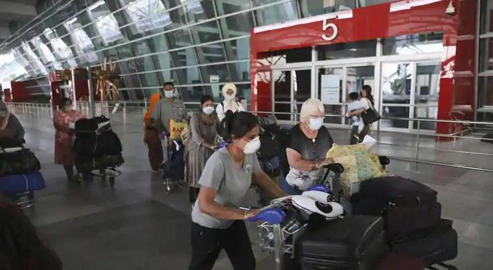 A total of 19.84 lakh passengers travelled domestically in June this year. Between May 25 and May 31, 2.81 lakh air passengers had travelled domestically, the DGCA noted.