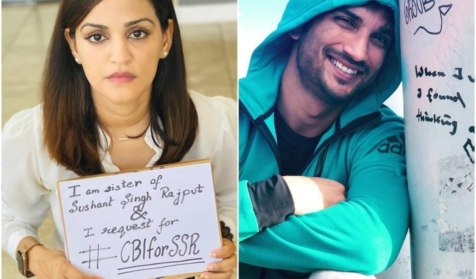 Shweta Singh Kirti said that the family and the world needed to know the truth about Sushant SinghRajput's death.