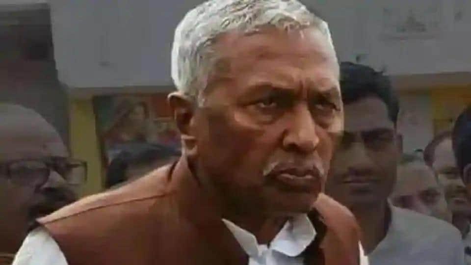 Bihar Governor Phagu Chouhan. (File photo)