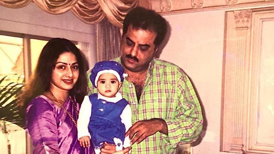 Boney Kapoor remembers wife Sridevi on birth anniversary: 'Missing you lots every second of the 900... - Hindustan Times