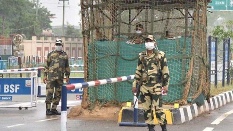 In the first week of March, the BSF restricted the entry of visitors at the JCP to witness the Beating the Retreat Ceremony.