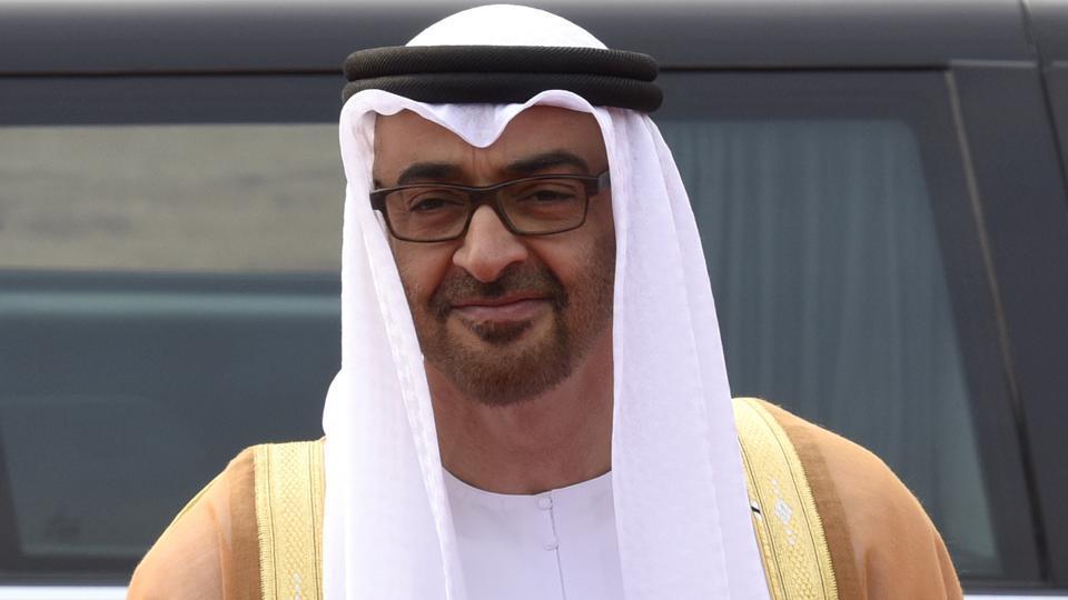 Sheikh Mohammed Bin Zayed Al Nahyan The Crown Prince of Abu Dhabi