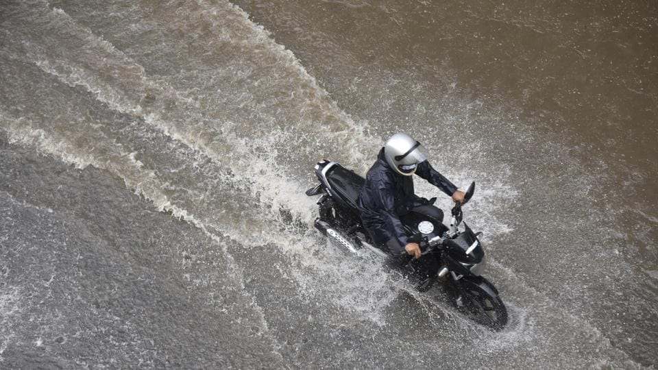 The monsoon report shared by the NDMC mentioned that waterlogging took place at 41 locations.