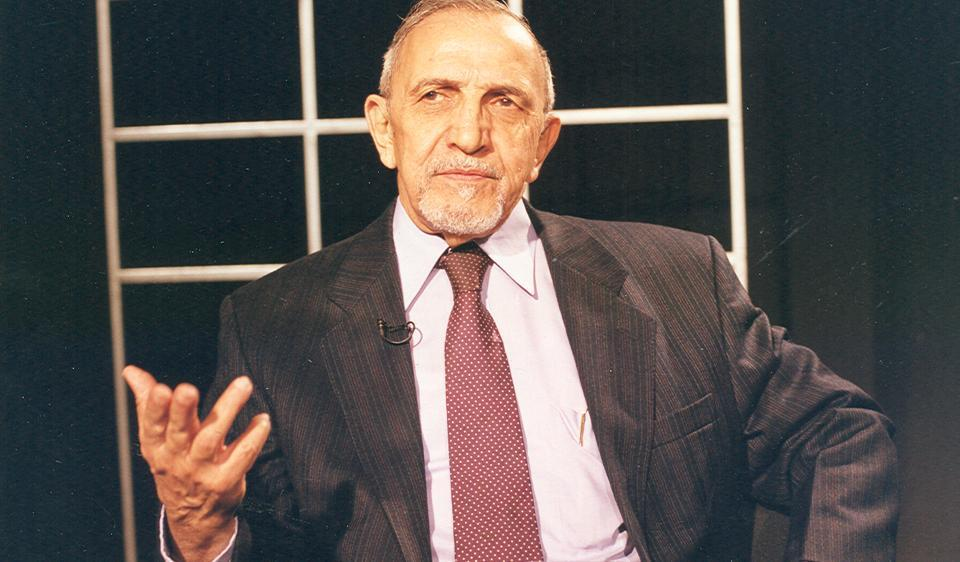 Ebrahim Alkazi was the director of National School of Drama for almost 15 years.