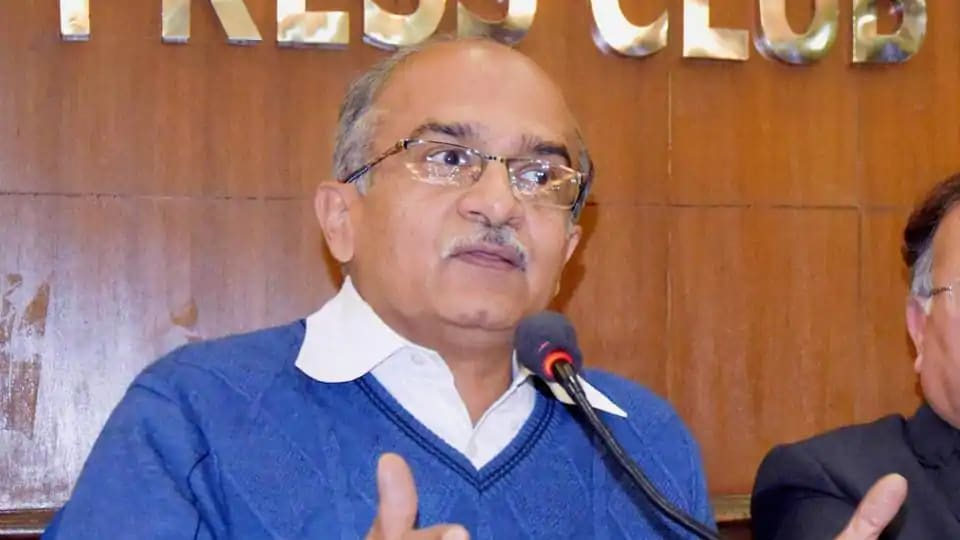 Prashant Bhushan, in his affidavit, had regretted the tweets against the CJI.