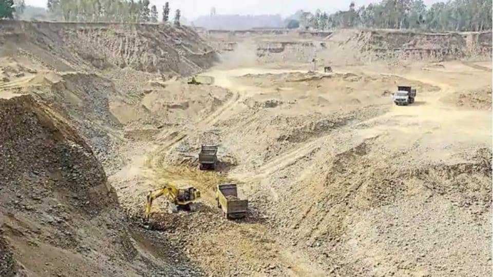 The CBI has been asked to probe the illegal mining case in view of the stand of the state and its authorities and looking at the dimension of the lawlessness involved.