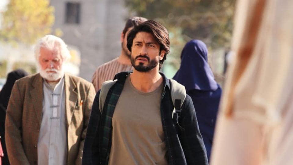 Khuda Haafiz stars Vidyut Jammwal in the lead.