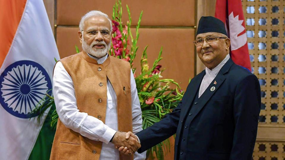 Nepal PM Oli dials PM Modi to wish on Independence Day, first contact in 4 months