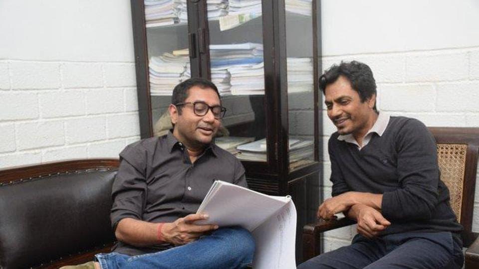 Nawazuddin had recently announced his second film with Kushan Nandy, Jogira Sara Ra Ra.