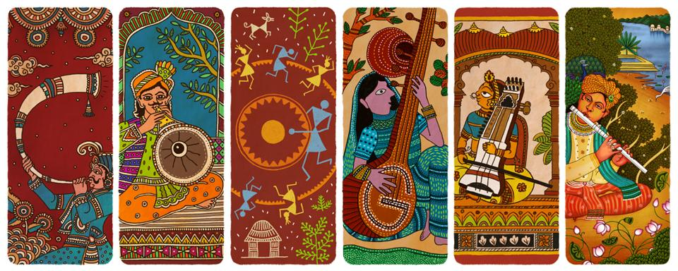 Independence Day 2020: Google celebrates Indian independence with Doodle dedicated to India's musical legacy