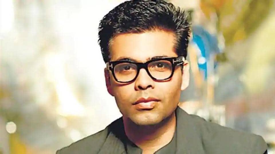 Karan Johar had been keeping away from Instagram due to online hate.